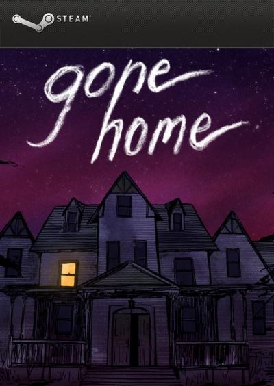Obal hry Gone Home