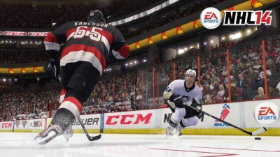 Artwork ke hře NHL 14