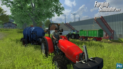Artwork ke hře Farming Simulator 2013