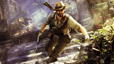 Artwork ke hře Deadfall Adventures