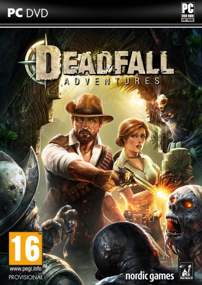 Obal hry Deadfall Adventures