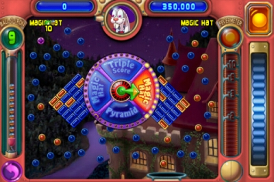 Screen ze hry Peggle Extreme