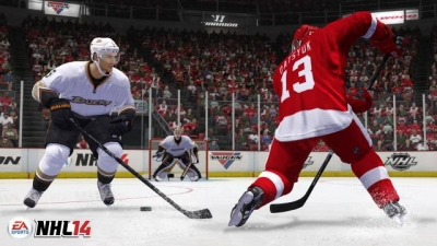 Artwork ke hře NHL 14