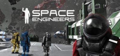 Artwork ke hře Space Engineers