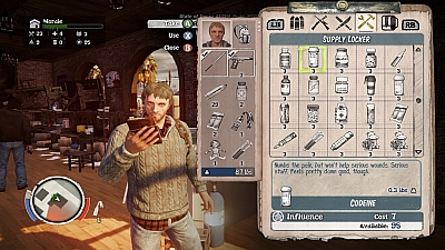 Screen ze hry State of Decay