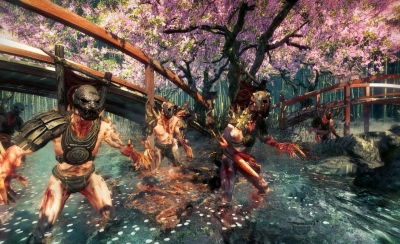 Screen ze hry Shadow Warrior (2013)