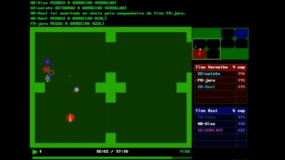 Screen ze hry Outgun