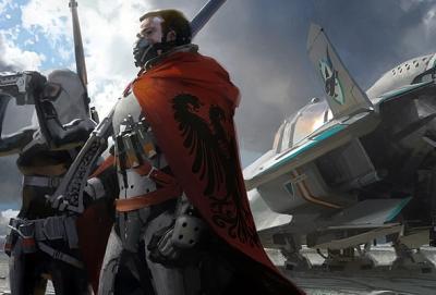 Screen ze hry Destiny