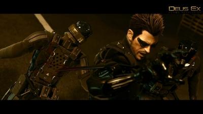 Artwork ke hře Deus Ex Human Revolution Director´s Cut