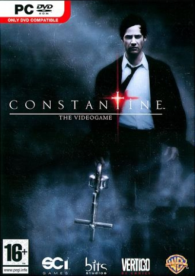 Obal hry Constantine The Video Game