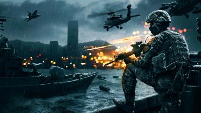 Artwork ke hře Battlefield 4