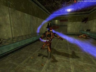 Screen ze hry Half-Life Deathmatch: Source