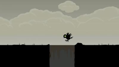 Screen ze hry Journey of a Roach