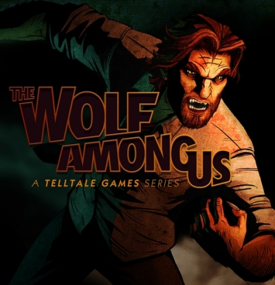 Obal hry The Wolf Among Us
