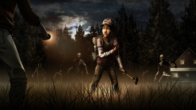 Artwork ke hře The Walking Dead: Season Two