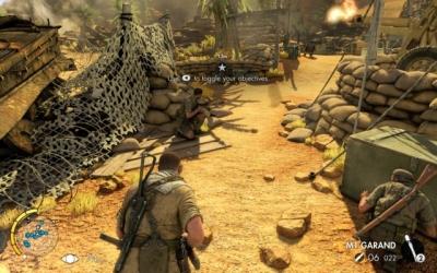 Artwork ke hře Sniper Elite 3