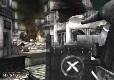 Screen ze hry Medal of Honor: Heroes 2