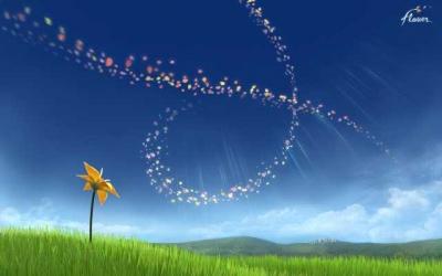 Screen ze hry Flower