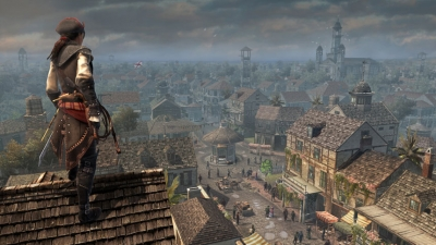 Screen ze hry Assassin´s Creed III: Liberation HD