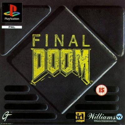 Obal hry Final Doom