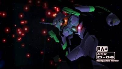 Screen ze hry Neon Genesis Evangelion: Tsukurareshi Sekai - Another Cases