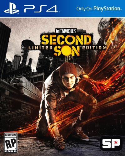 Obal hry Infamous: Second Son