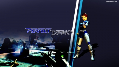 Artwork ke hře Perfect Dark