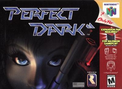 Obal hry Perfect Dark