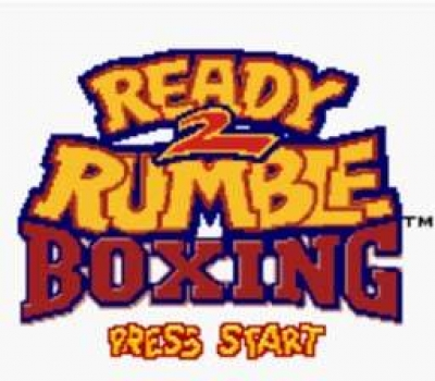 Screen ze hry Ready 2 Rumble Boxing
