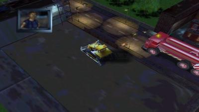 Screen ze hry Blast Corps