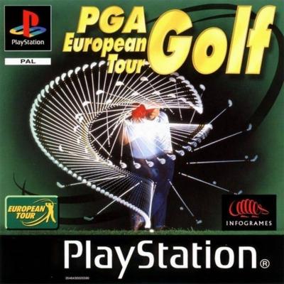 Artwork ke hře PGA European Tour