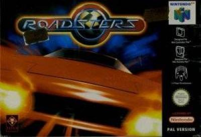 Artwork ke hře Roadsters