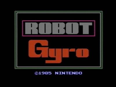 Screen ze hry Gyromite