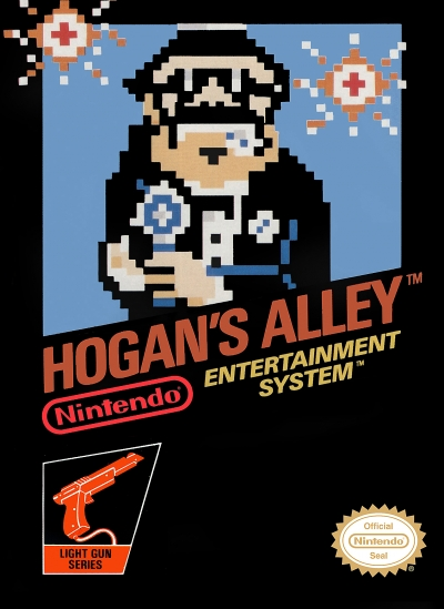 Obal hry Hogan´s Alley