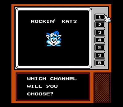 Screen ze hry Rockin´ Kats