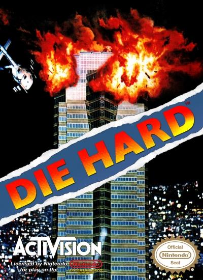 Obal hry Die Hard