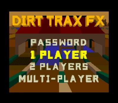 Artwork ke hře Dirt Trax FX