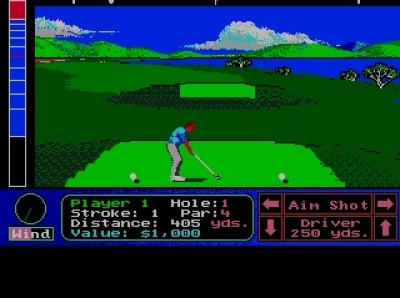 Screen ze hry Jack Nicklaus´ Greatest 18 Holes of Major Championship Golf