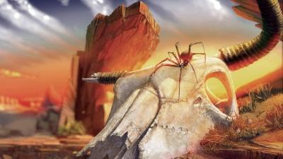 Artwork ke hře Deadly Creatures