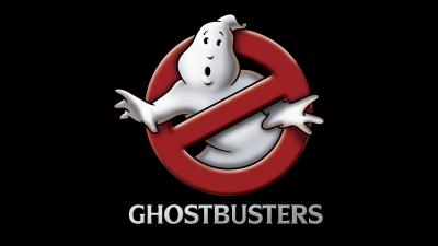 Artwork ke hře Ghostbusters
