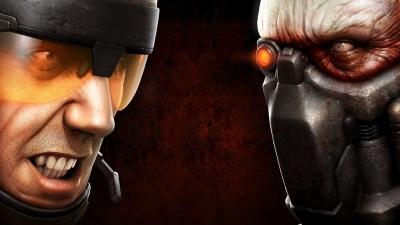 Artwork ke hře Quake II