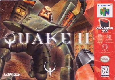 Obal hry Quake II