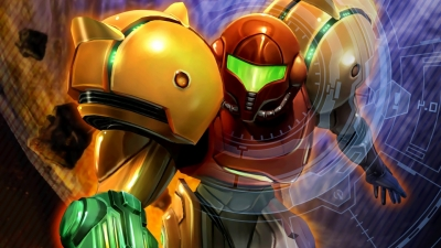 Artwork ke hře Classic NES Series: Metroid