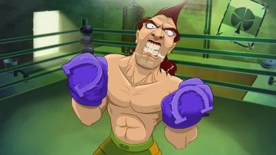 Artwork ke hře Punch-Out!!