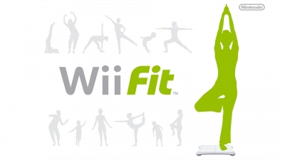Artwork ke hře Wii Fit