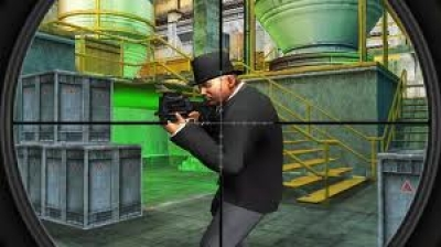 Screen ze hry Goldeneye 007
