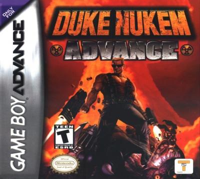 Obal hry Duke Nukem Advance