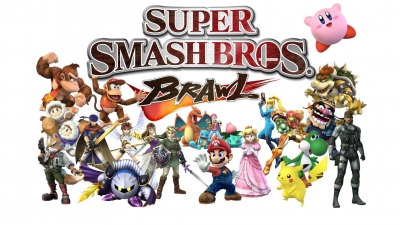 Artwork ke hře Super Smash Bros. Brawl