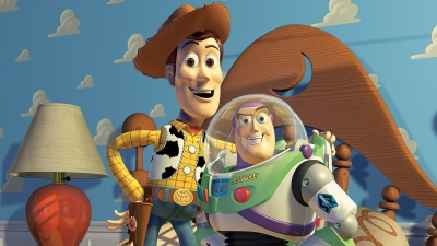 Artwork ke hře Disney´s Toy Story