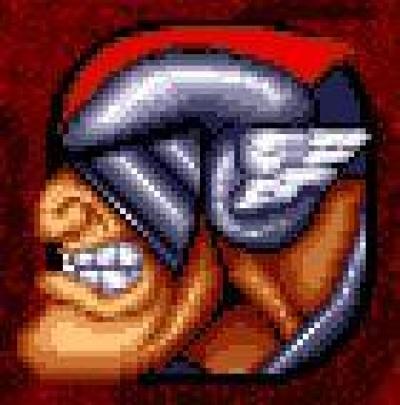 Screen ze hry Rock n´ Roll Racing